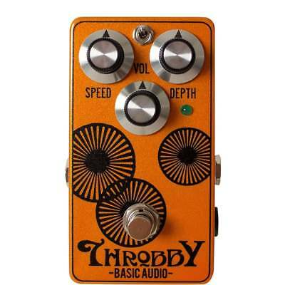 Basic Audio Throbby Tremolo Brand New Official Dealer