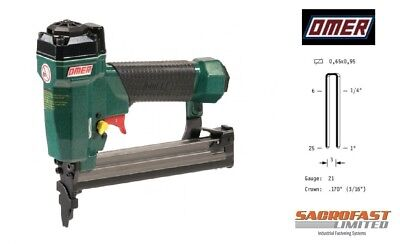 97 Type Narrow Crown Air Stapler By Omer  - 4097.25