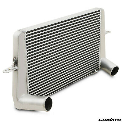 45mm ALLOY FRONT MOUNT INTERCOOLER FMIC FOR FORD SIERRA ESCORT RS 500 COSWORTH