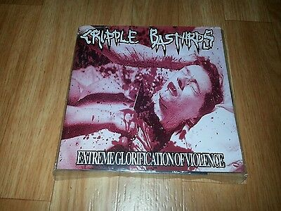 Cripple bastards extreme glorification of violence/World Split !top! grind crust