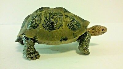 Schleich Giant Tortoise Young Turtle 2008 EUC