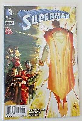 Superman - The New 52 - Issue # 40 - DC Comics - NM - (637)