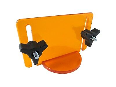"""Router Bit Guard for Router Table 5-3/4"""" x 3-1/2"""" x 2"""" Hardware Included 300006"""