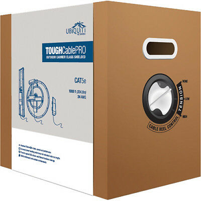 Ubiquiti Networks TOUGHCable Pro Tc-pro Outdoor Shielded Ethernet Cable