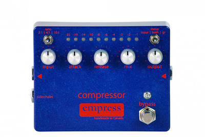 Empress Effects Compressor DEMO