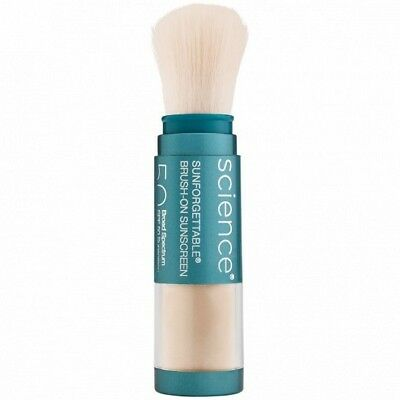 Colorescience Sunforgettable Sunscreen Brush SPF 50 Fair