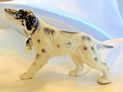 Vintage Pointer/ Retriever porcelain Hunting Dog figurine