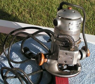 Vintage Stanley Electric Router Ga-170-A Base With M1-A