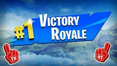 Fortnite WIN GUARANTEED in ANY MODE on XBOXPS4 PC SWITCH within 24 hours