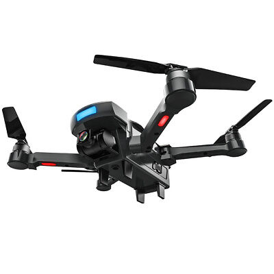 Brushless Motor 6 Axis FPV Drone WiFi 1080P HD 1Axis Gimbal Camera GPS Altitude