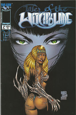Image Top Cow Comics Tales Of The Witchblade #7 Comic