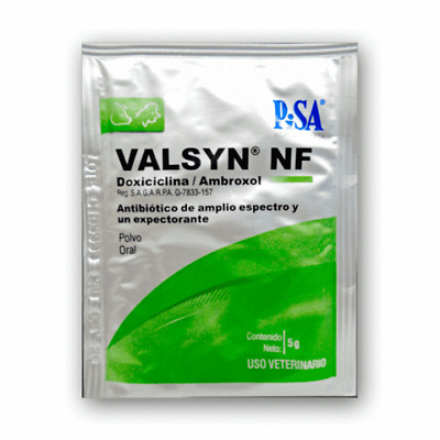 Valsyn ® NF/5 gram /Very good to prevent /cure respiratory diseases for poultry