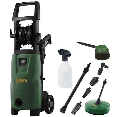 Gerni Classic 125.5 Titan Corded Pressure Cleaner Classic patio cleaner