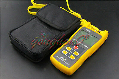 Laser Optical Power Meter Jw3208A -70 To +3Dbm Fiber Optic Tool Handheld Tester
