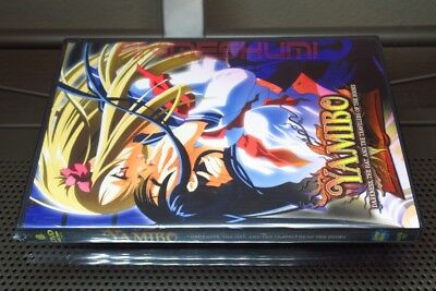 Yamibo Complete Series (Anime DVD, 2014, 3-Disc Set) R1 AUTHENTIC!