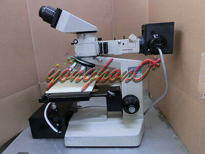 Used Olympus Metallographic Microscope BH2-UMA Object Lens 5/10/20 Tested