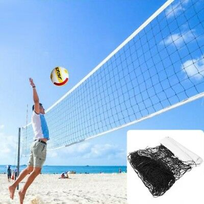 9.5x1m Universal Style Volleyball Net Polyethylene Material Beach Volleyball Net