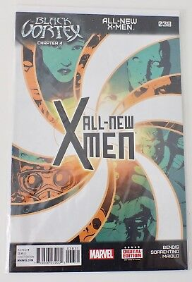 The All New X-Men - Issue # 38 - Marvel Comics - 2015 - NM - (658)
