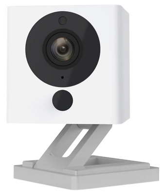 Wyzecam 1080P Hd Wireless Smart Home Camera With Night Vision, 2-Way Audio