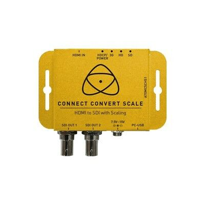 ATOMOS Connect Convert   HDMI to SDI - ATOMCCVHS1