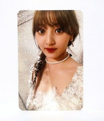 TWICE 3rd Mini Album Twicecoaster Lane 1 Official Photocard Photo Card JIHYO