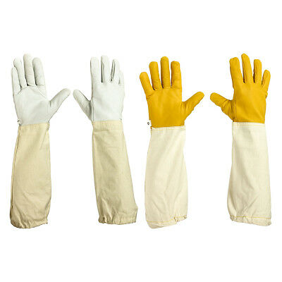 Beekeeping Bee Gloves For Children Kids High Quality Soft Durable Leather Gloves