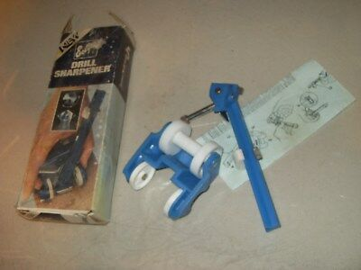 Eclipse Drill Sharpener - As Photo,