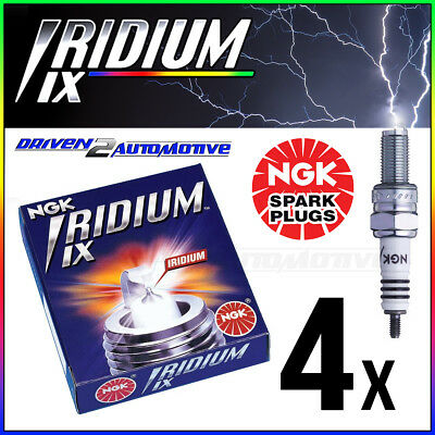 4x NGK IRIDIUM IX BPR6EIX 6637 SPARK PLUGS 1995 Volvo 940 PERFORMANCE UPGRADE