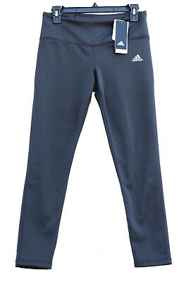 Adidas Climalite Women's Performance Mid Rise Active Tights Gray Size: X-Large
