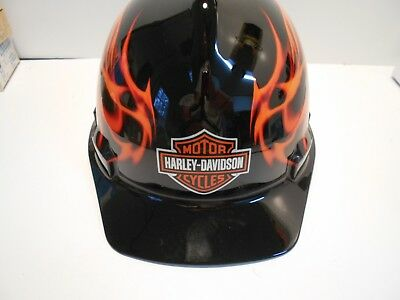 Harley Davidson Hard Hat By Sperian Hat Shell Made In USA