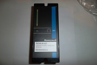 Honeywell Industrial Flame relay  R4348 B1057 Brand New