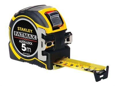 Stanley FatMax Autolock Pocket Tape Range