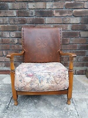 Edwardian  Chair (Nursing Chair) Very Good Condition