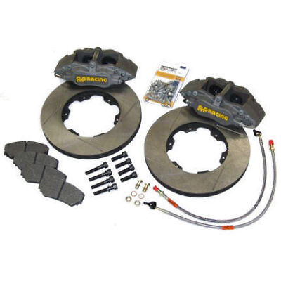 "Mk1 Mk2 Escort AP Racing alloy 4 pot brake kit, 13"" kit 266mm race rally RS"