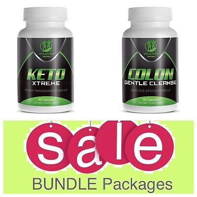 SALE Keto Diet Pills Keto xtreme Best Weight Loss Supplement Plus Colon Cleanse