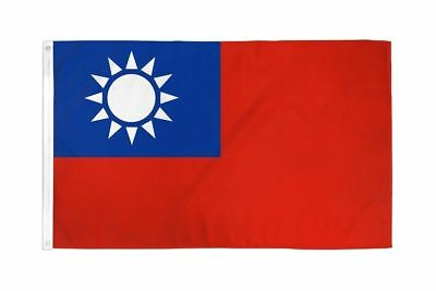 Taiwan Flag Country Banner Asian Pennant 3x5 Indoor Outdoor New