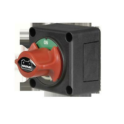 Narva Battery Master Switch, Rotary Style 61082BL Free Shipping!