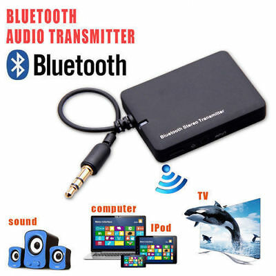 2 in1 HIFI Adapter Wireless Bluetooth Audio Transmitter Receiver 3.5MM RCA Music