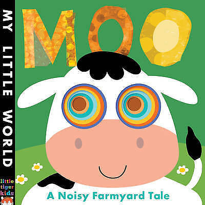 MOO A First Book of Counting BOARD BOOK / JONATHAN LITTON9781848695801