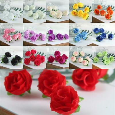 2 x 8ft artificial rose garland silk flower vine ivy wedding garden 50pcs rose bud decorative synthetic flowers silk in 16 colours mini rose buds mightylinksfo