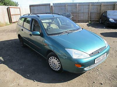 2001 ford focus estate 1 8i 16v ghia petrol manual 5 door green rh picclick co uk ford focus 2001 manual ford focus 2001 manual de utilizare