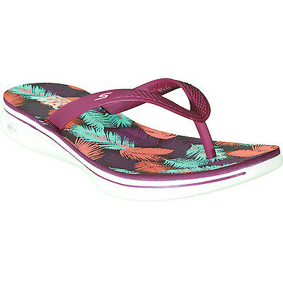 526e571d1adf Sports   Outdoor Shoes Skechers Women s H2 GOGA-Lagoon Flip Flops 14680