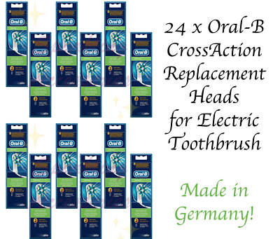 NEW Oral-B Precision Clean Replacement Brush Heads 8 Value Pack FREE AU SHIPPING