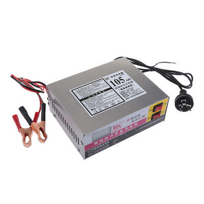 Automatic Electric Battery Charger Intelligent Pulse Repair for Car Motor