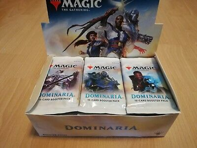 1x Dominaria Booster Display englisch, geöffnet! Magic the Gathering! MTG