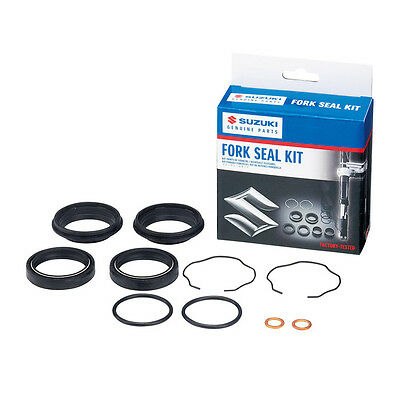 AN 650 Burgman K3-K6 Gabelsimmering-Kit NEU / Fork Seal Kit NEW original Suzuki