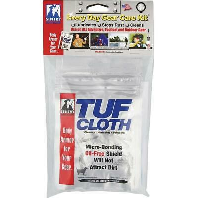 Sentry Solutions Tuf Cloth Gear Care Kit - Protection for Knives and Gear