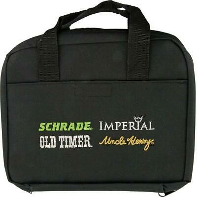 Schrade Embroidered Knife Storage Pack