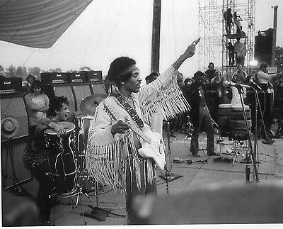 Jimi Hendrix   8X10 Photo #317