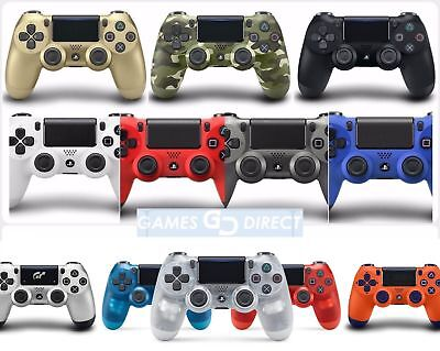 Official Sony Ps4 Dualshock 4 Wireless Controller Second Generation - New
